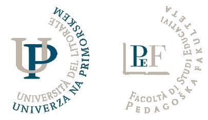 Univerza na Primorskem, Pedagoška fakulteta
